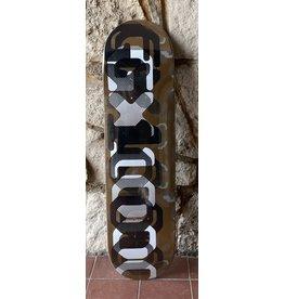 GX1000 GX1000 OG Leapord Camo Deck - 8.125 x 31.75