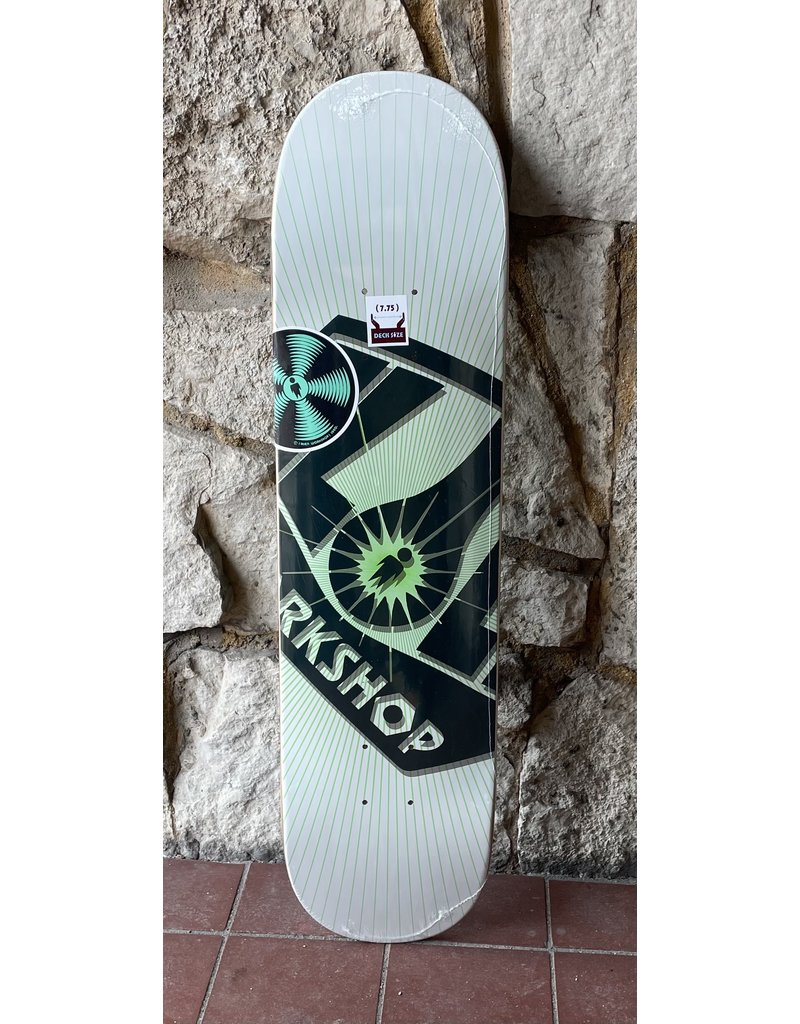 Alien Workshop Alien Workshop OG Burst Deck - 7.75