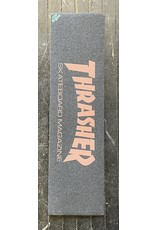 Mob Grip Mob Grip Thrasher Skate Mag Logo Orange Sheet 9""