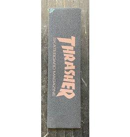 """Mob Grip Mob Grip Thrasher Skate Mag Logo Orange Sheet 9"""""""
