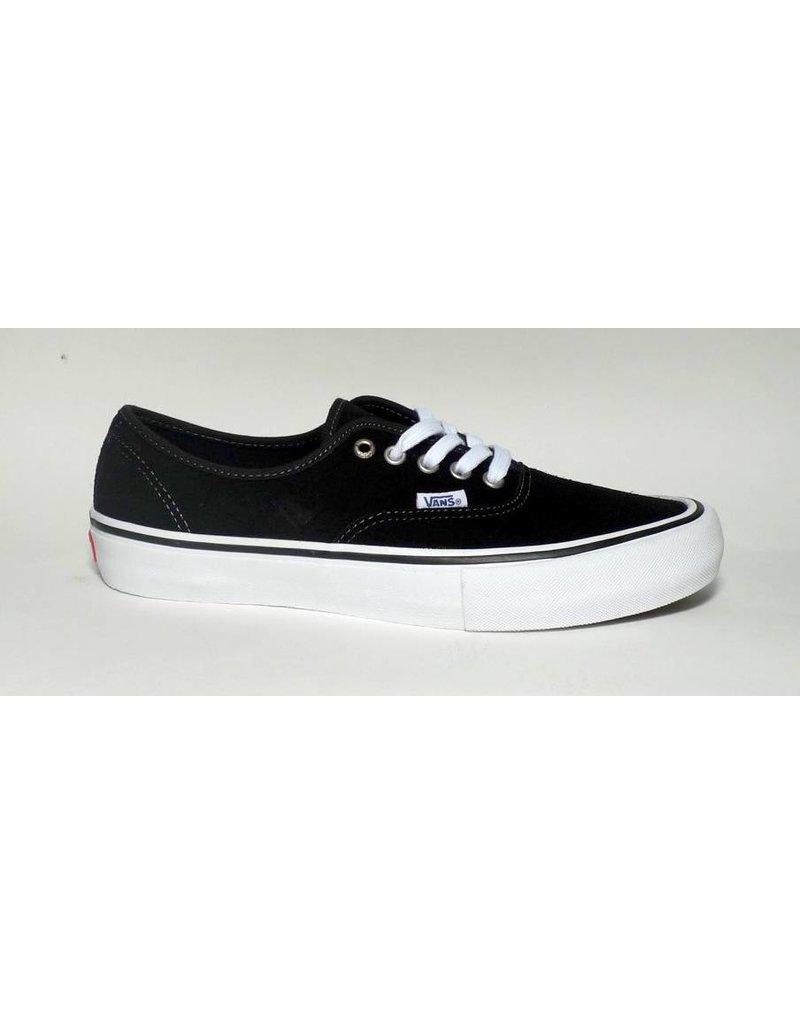 Vans Vans Authentic Pro (Suede) - Black  (size 13)