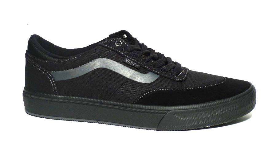 Vans Vans Gilbert Crockett 2 - Black/Black