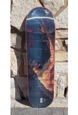 DGK DGK x Bruce Lee Mirrors Lenticular Deck - 8.25
