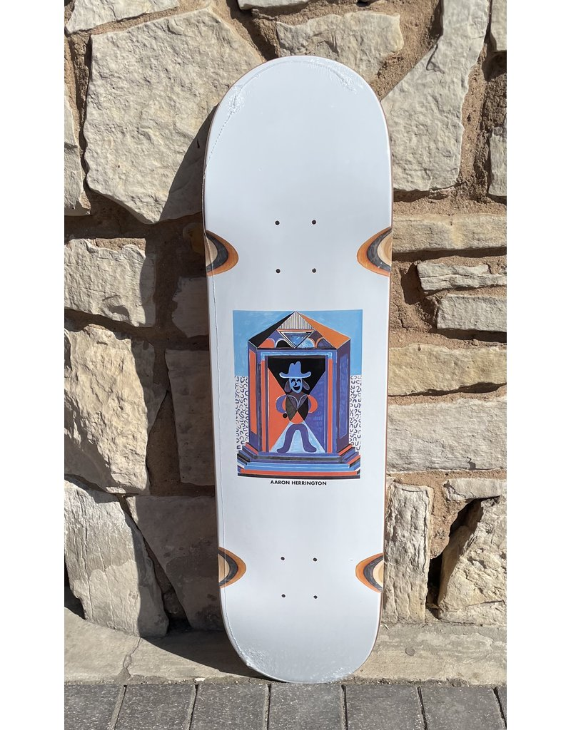 Polar Polar Aaron Herrington Mausoleum Deck  - 8.5 x 32.125 Wheel Wells