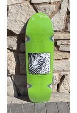 Polar Polar Shin Sanbongi Freedom Lime Deck - 9.0 x 31.5 Surf Sr. Special W/Wheel Wells