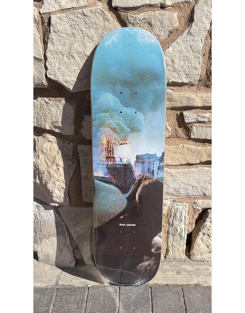 Polar Polar Paul Grund Notre Dame Deck - 8.25 x 31.875