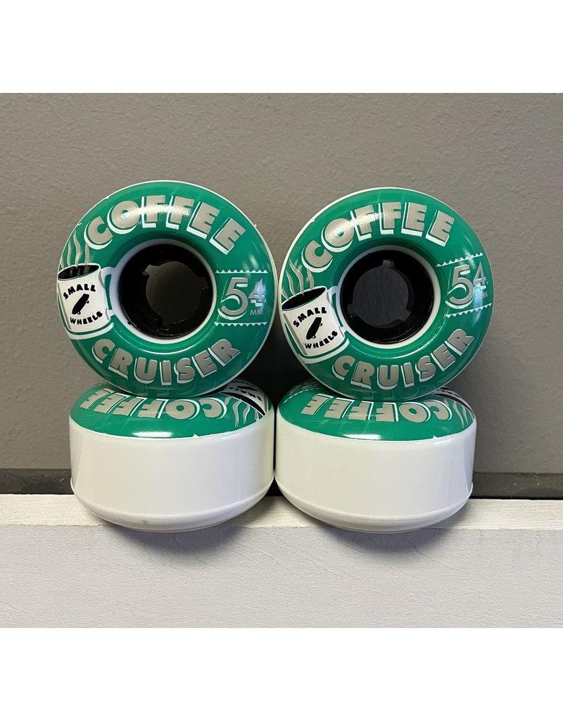Sml. Sml. Coffee Cruiser Cringle 54mm 78a Wheels (set of 4)