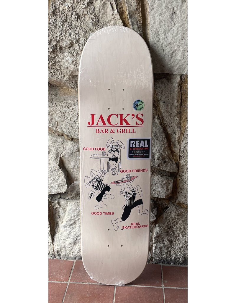 Real Real Jack Goodtimes Deck - 8.38 x 32.25
