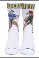 Huf Worldwide Huf Chun-Li & Cammy Sock - White