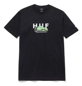 Huf Worldwide Huf Bonus Stage T-shirt - Black