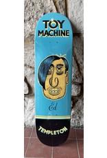Toy Machine Toy Machine Templeton Pen n Ink Deck - 8.5 x 32.25