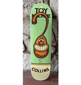 Toy Machine Toy Machine Colins Pen n Ink Deck - 8.25 x 31.75