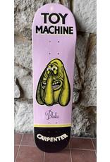 Toy Machine Toy Machine Carpenter  Pen n Ink Deck - 8.13 x 31.75