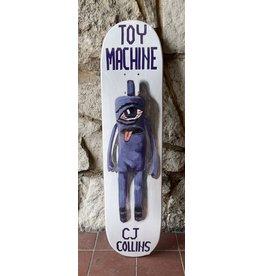 Toy Machine Toy Machine Collins Deck - 7.75 x 31.25
