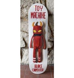 Toy Machine Toy Machine Carpenter Dolls Deck - 8.38 x 32