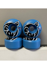 Pig Pig Head Proline Blue 52mm 101a Wheels (set of 4)