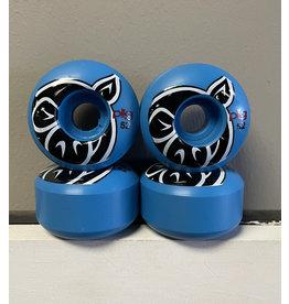 Pig Pig Head Proline Blue 52mm 101a Wheels (set of 4)