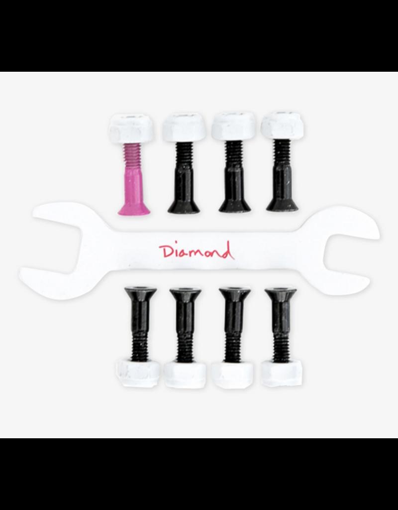 Diamond Supply Co. Diamond  Leticia Bufoni Pro 7/8 Allen Hardware