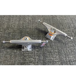 Independent Independent 159 Stage 11 Forged Hollow Silver Trucks (Set of 2)