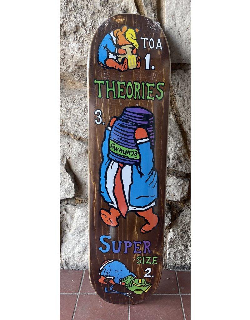 Theories Brand Theories Ecunumy Deck - 8.25