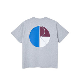 Polar Polar 3 Tone Fill Logo T-shirt - Sport Grey