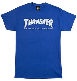 Thrasher Mag Thrasher Skate Mag T-Shirt - Royal Blue