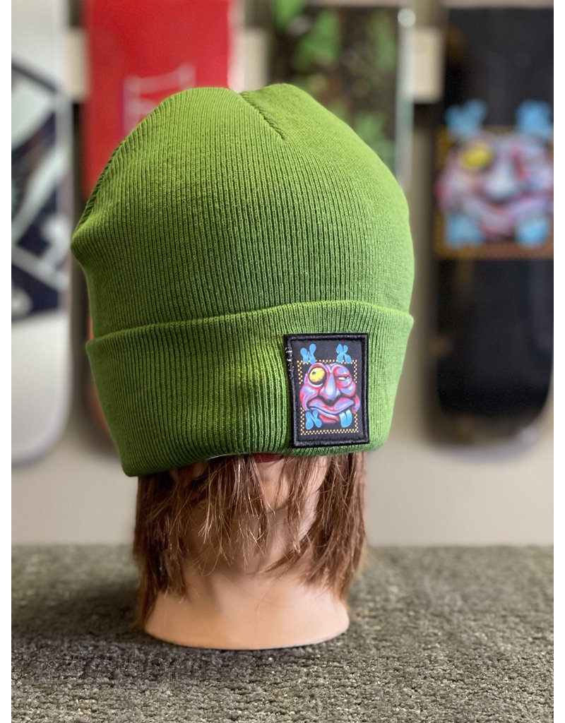 WKND brand WKND Zooted Beanie - Green