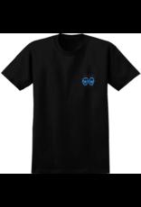 Krooked Krooked Eyes Pocket T-Shirt - Black