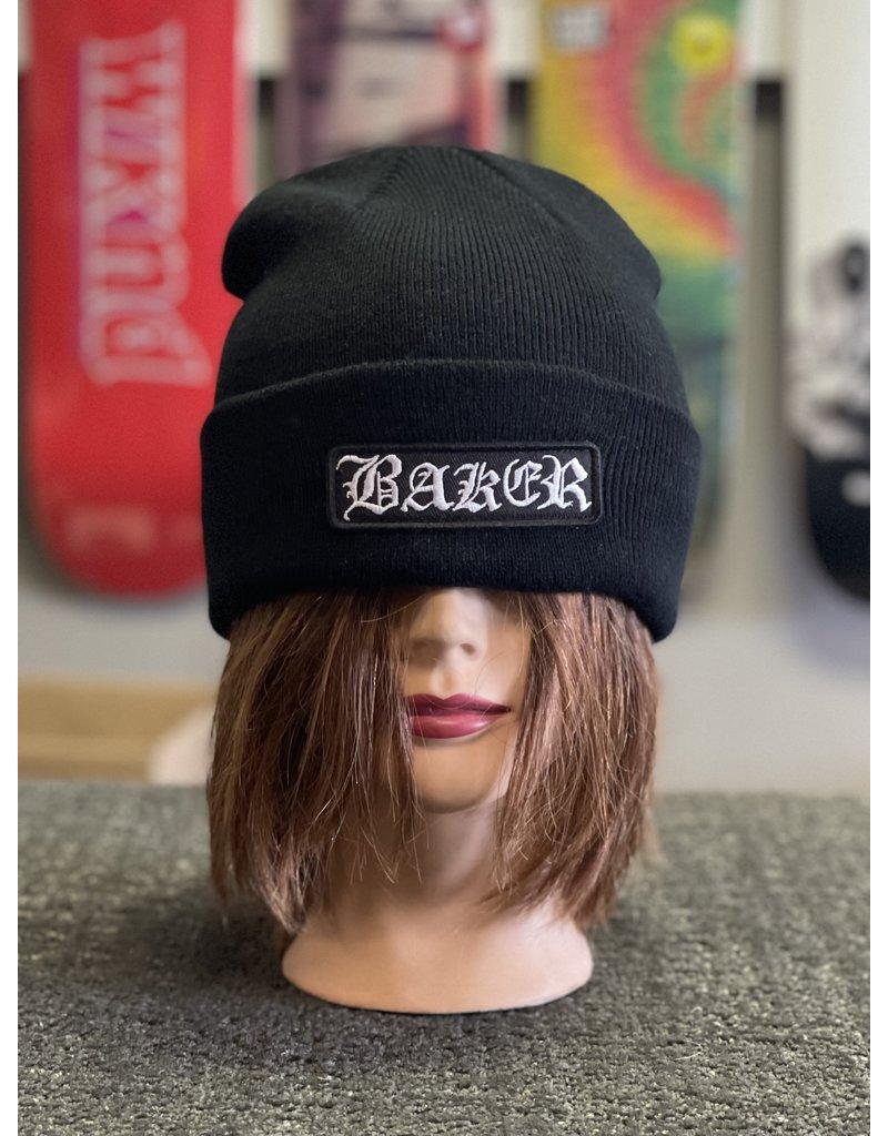 Baker Baker Oakland Beanie - Black
