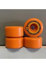 Spitfire Spitfire Formula Four Tablet Neon Orange 53mm 99d Wheel (set of 4)