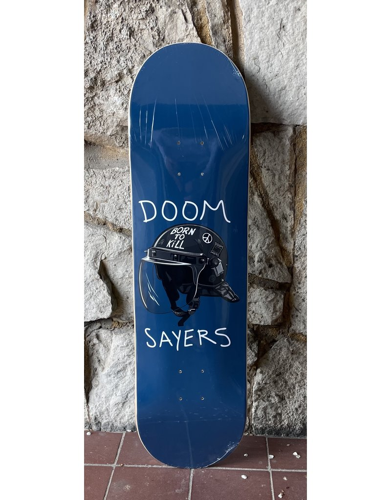 Doom Sayers Doom Sayers Riot Helmet Deck - 8.5