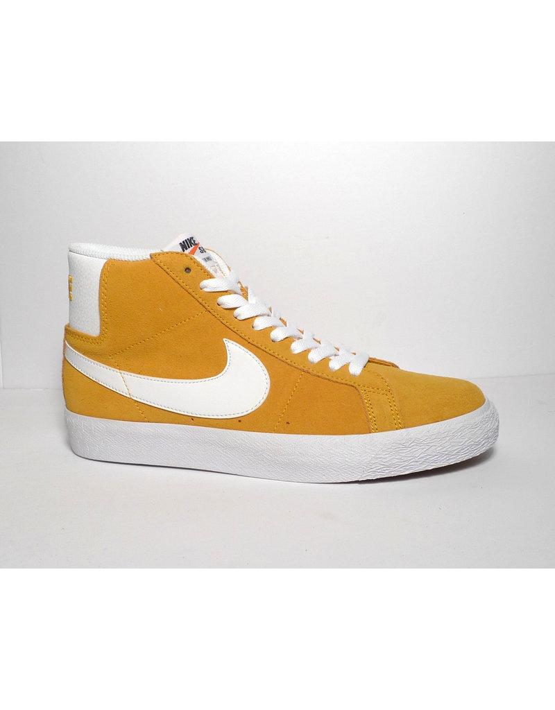 Nike SB Nike sb Zoom Blazer Mid - University Gold/White