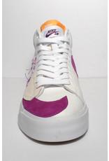 Nike SB Nike sb Zoom Blazer Mid Edge L - White/Viotech-White
