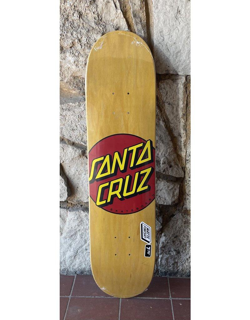 Santa Cruz Santa Cruz Classic Dot Deck - 7.75 x 31.61