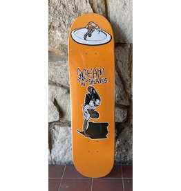 Scram Scram Keenan Orange Deck - 8.5