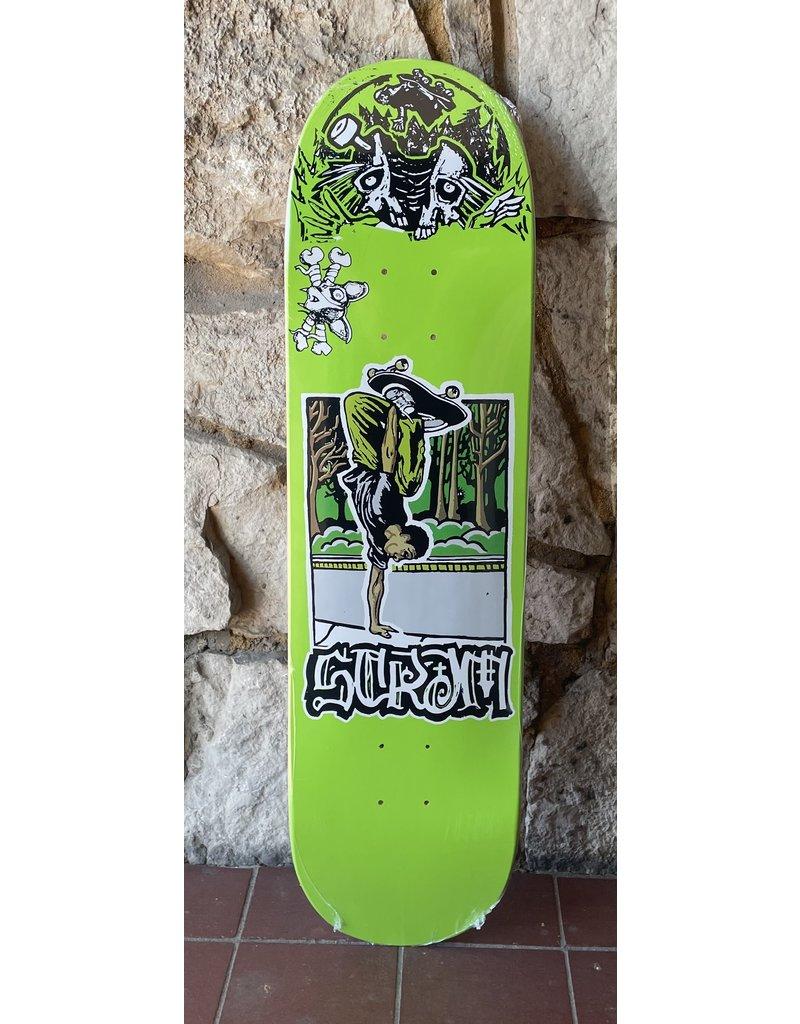 Scram Scram Keenan Green Deck - 8.5