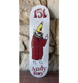 151 151 Andy Roy The Hole Truth Deck - 9.0