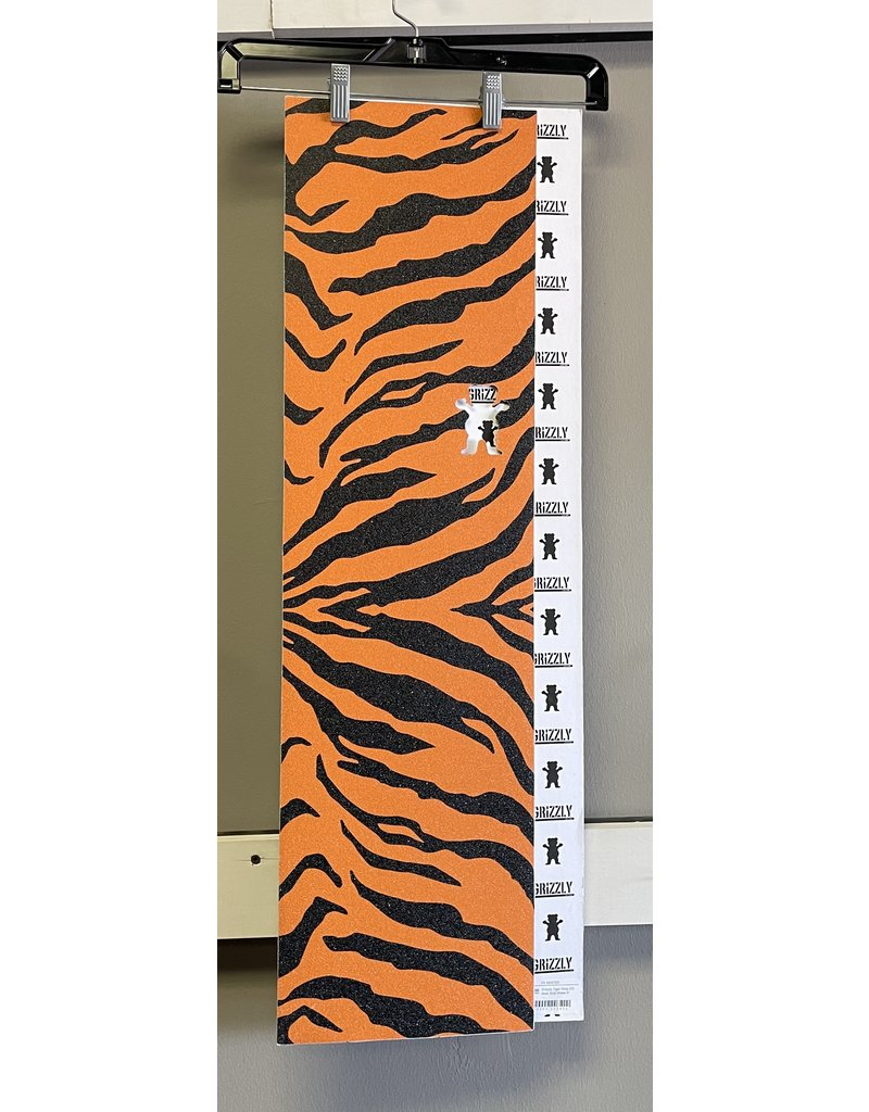 """Grizzly Grizzly Tiger King OG Bear Grip Sheet 9"""""""