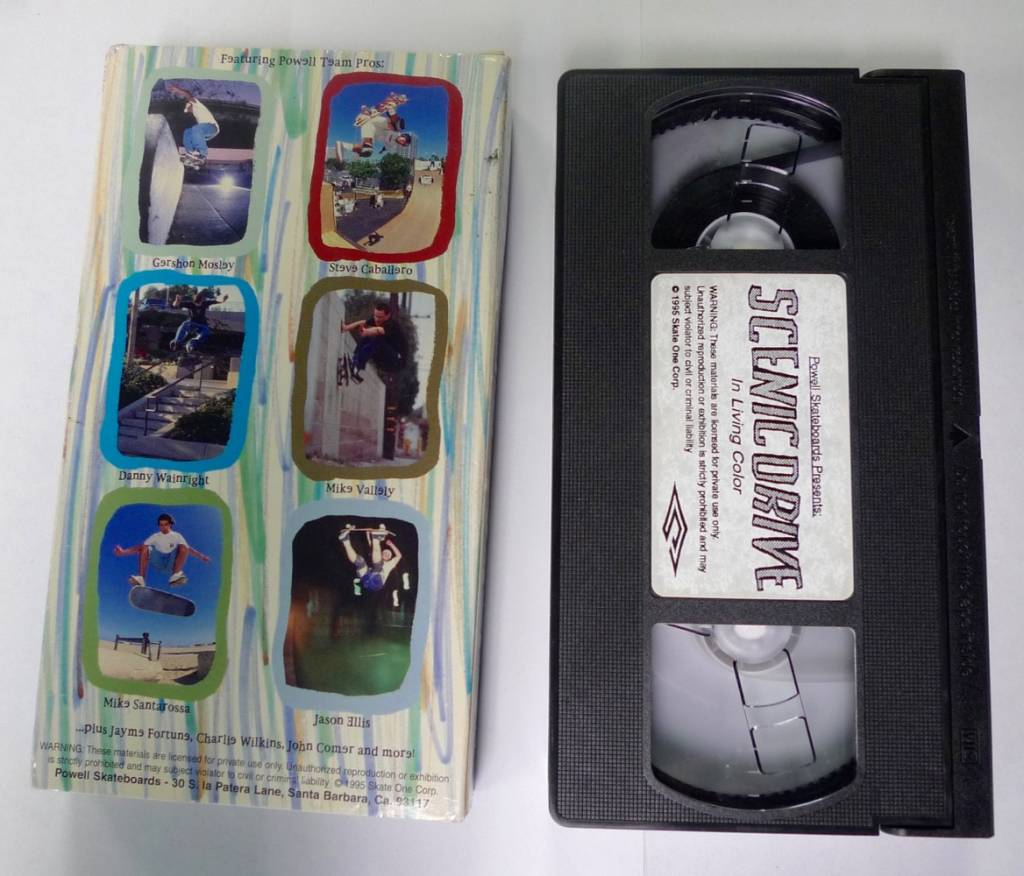 Powell Scenic Drive (1995) VHS - (Preowned)