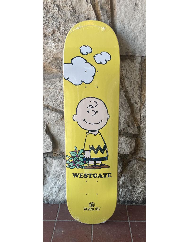 Element Element x Peanuts Westgate Charlie Deck - 8.0 x 31.933