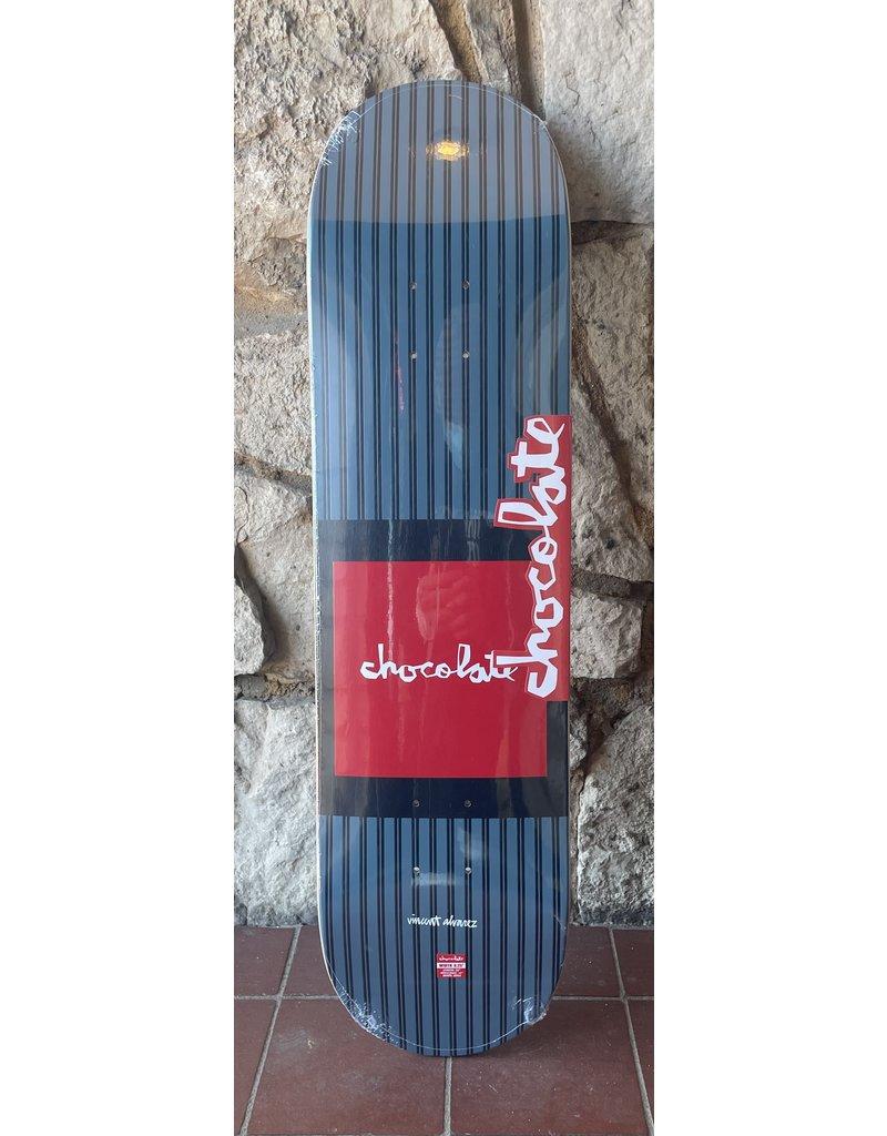 Chocolate Chocolate Alvarez Pop Secret Deck - 8.25 x 32 (G052)