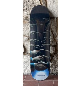 Corporate Skateboards Corporate These Hands Deck - 8.375