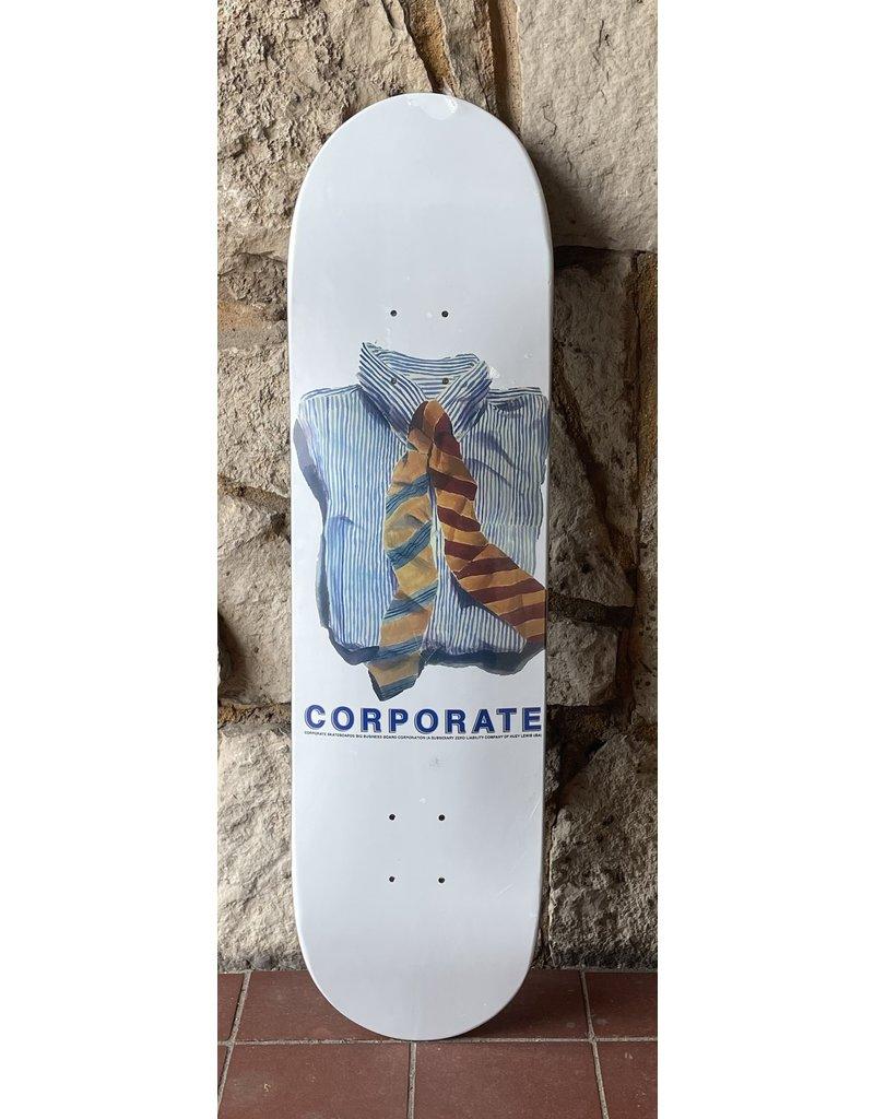 Corporate Skateboards Corporate Work Ties Water Color Deck - 8.375