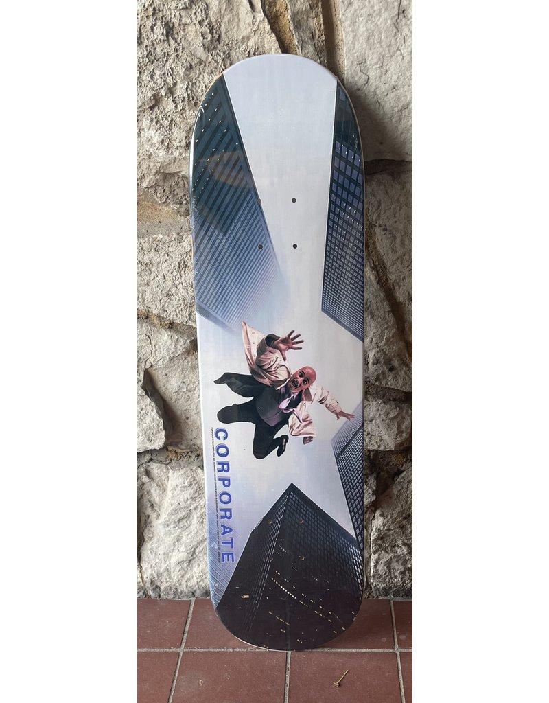 Corporate Skateboards Corporate Mondaze Deck - 8.375