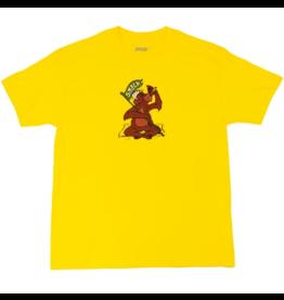 Snack Snack Gkode Jungle T-shirt - Yellow
