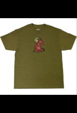 Snack Snack Gkode Jungle T-shirt - Green (size Medium)