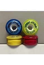 Satori Movement Satori Atchley P Town Players Multi Color Cruiser 54mm 78a Wheels (Set of 4)