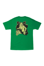 Creature Creature Coven T-shirt - Kelly Green