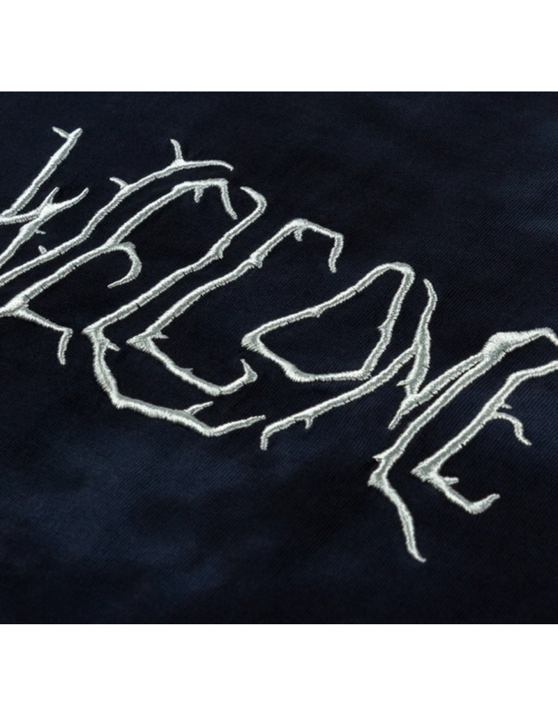 Welcome Welcome Half-Blood Tie Dyed Knit T-shirt