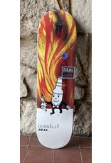 Real Real Donnelly Burning Dad Deck - 8.5 x 31.8